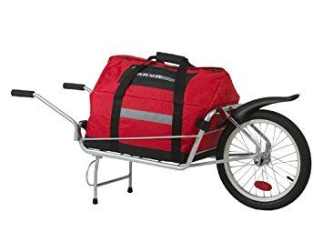 Trailers for Bike Touring Bikepacking