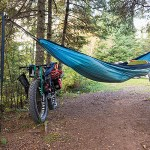 bikepacking hammock