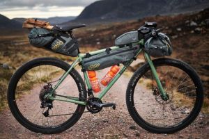 how to pack for bikepacking