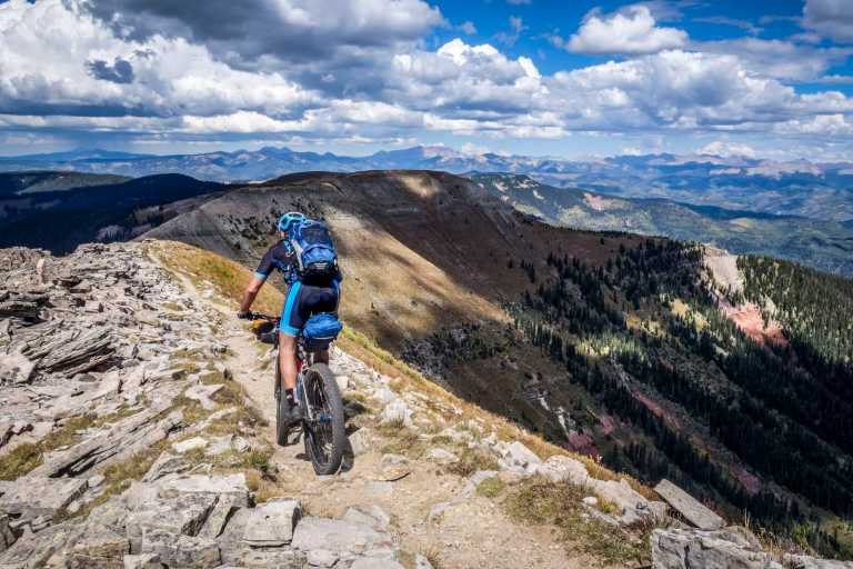 colorado bikepacking trails