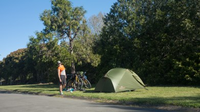 Fun in Masterton campground