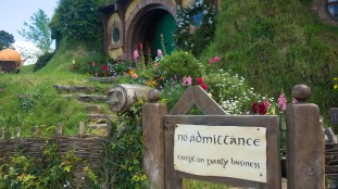 Home of Bilbo Baggins