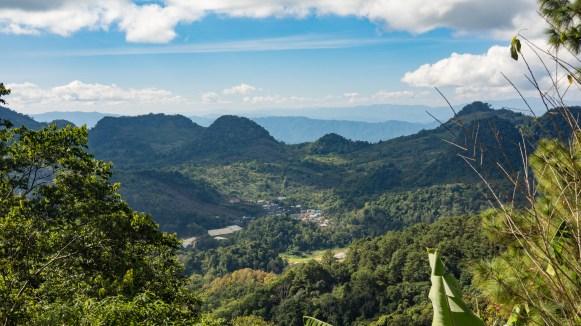 Vesnice Doi Ang Khang