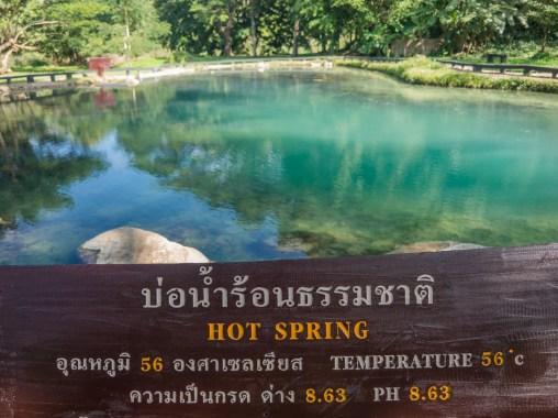 Lam Nam Kok Hot Spring