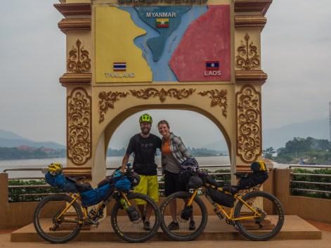 Zlatý Trojúhelník - Trojmezí Thajska, Myanmaru a Laosu