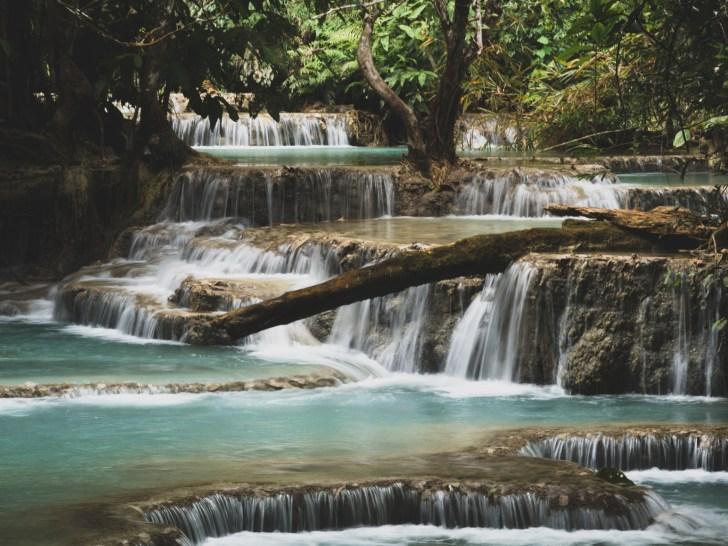Vodopády Kuang Si podruhé