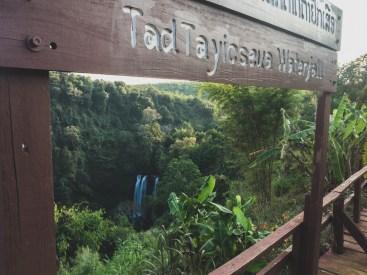 Tayicseua Waterfall