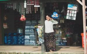 Cambodians are super friendly