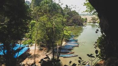 Sadan Cave, Hpa-An