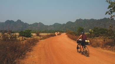 Dirt Road to Hpa-An