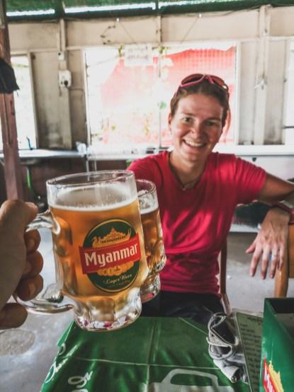 Myanmar Beer, Myanmar