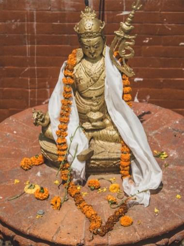 Guru Rimpoche, Boudhanath