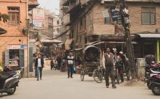 Život ulice, Kathmandu