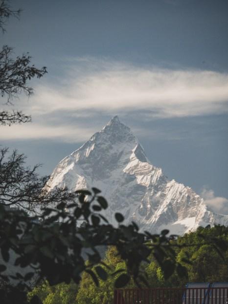 Machapuchare, Pokhara