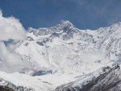 Annapurna II. Gunsang, Nepal