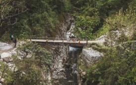 Speed. Pisang Valley, Nepal