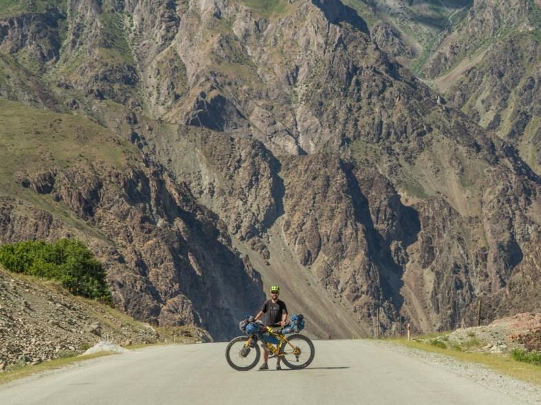Jakub. Tajikistan and Afganistan Frontier