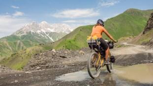 Cák! Kaldamo Pass, Kyrgyzstán