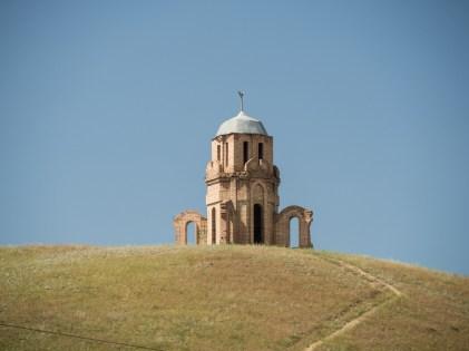 Kyrgyzský hřbitov. Kazarman, Kyrgyzstán