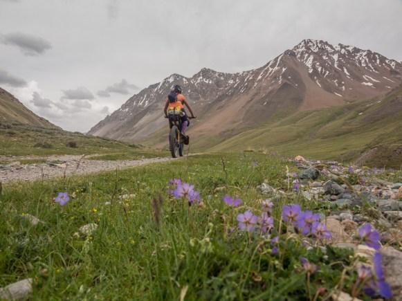 Ladí-neladí. Oblast Tosor Pass, Kyrgyzstán