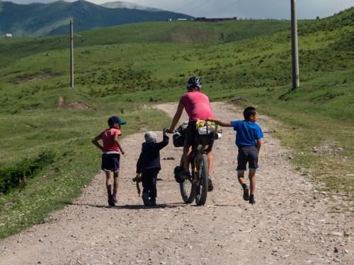 Poslední Kyrgyzská vesnice, Kyrgyzstán