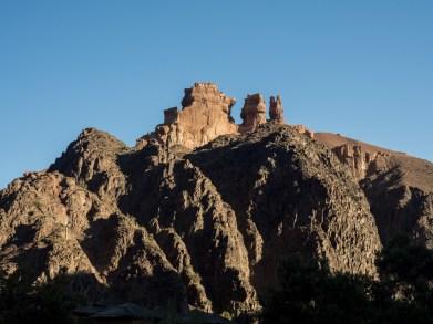 Canyon Sunrise. Charyn Canyon, Kazakhstan
