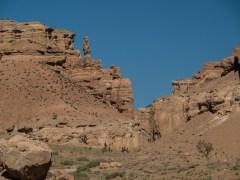 Walls. Charyn Canyon, Kazakhstan