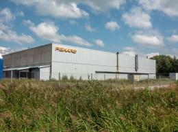 Továrna Fiskars. Finsko