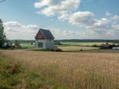 Finský způsob farmaření. Finsko
