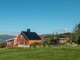 Tady žijí vikingové. Vesterålen, Norsko