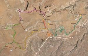 Navajo Rocks Aerial HRes