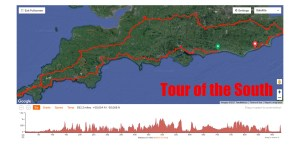 Tour of the South