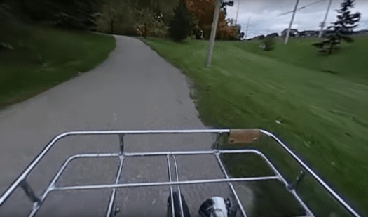 Bicycles As Transport: Recreation Trails and Multi-Use Pathways