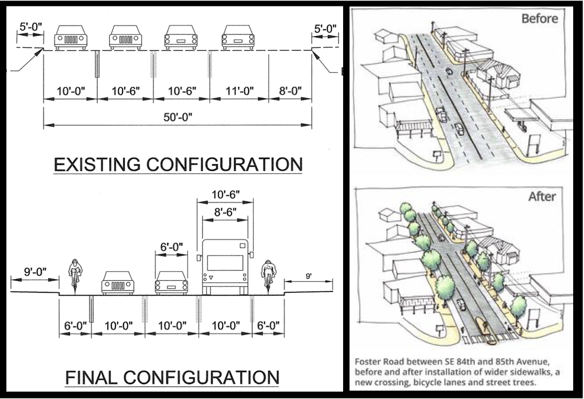 Se Foster Roadt Finally Out To Bid Construction Will