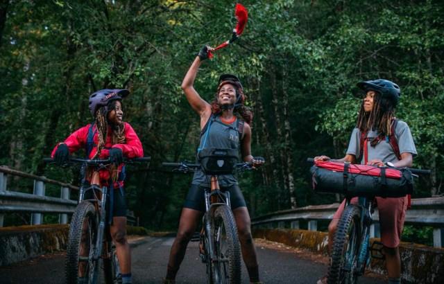 Travel Oregon film follows three women on bikepacking trip ...