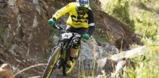 Mountian Bike Trials Skills