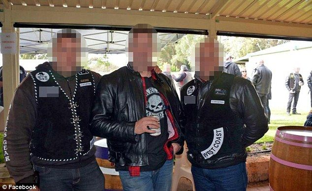 Gunfighters MC was established in North America in 2005 and describes itself as a 'fraternal organization for law enforcement officers who share a passion for riding motorcycles'