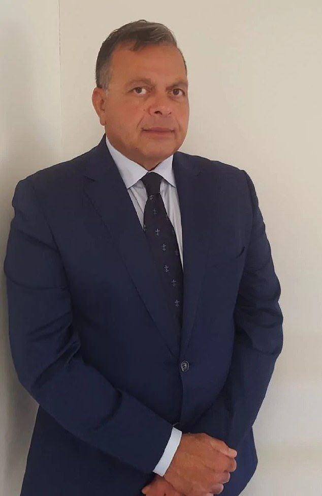 A close friend and long-time business partner of former Prime Minister Bob Hawke,Safwat Abdel-Hady (above), has been attacked in custody at the Villawood Centre