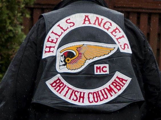 Hells Angels British Columbia