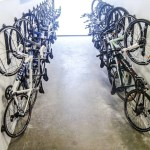 Wall Mount Bike Brackets No Lifting Required Bike Room Solutions