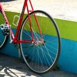 red bikey