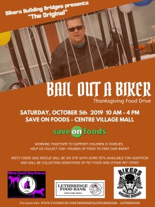 Bail Out A Biker @ Save On Foods