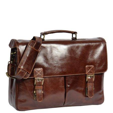 Men's HOL518 Messenger Briefcase