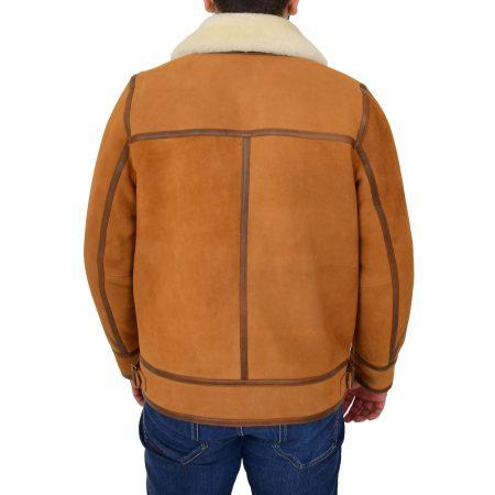 Men's Top Gun Classic Sheepskin B3 Jacket