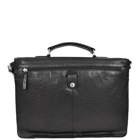Men's Cross Body Briefcase Bag