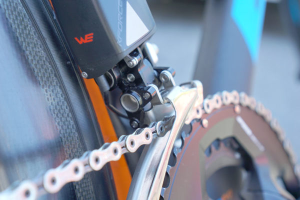 FSA WE electronic shifting group from full speed ahead first ride review
