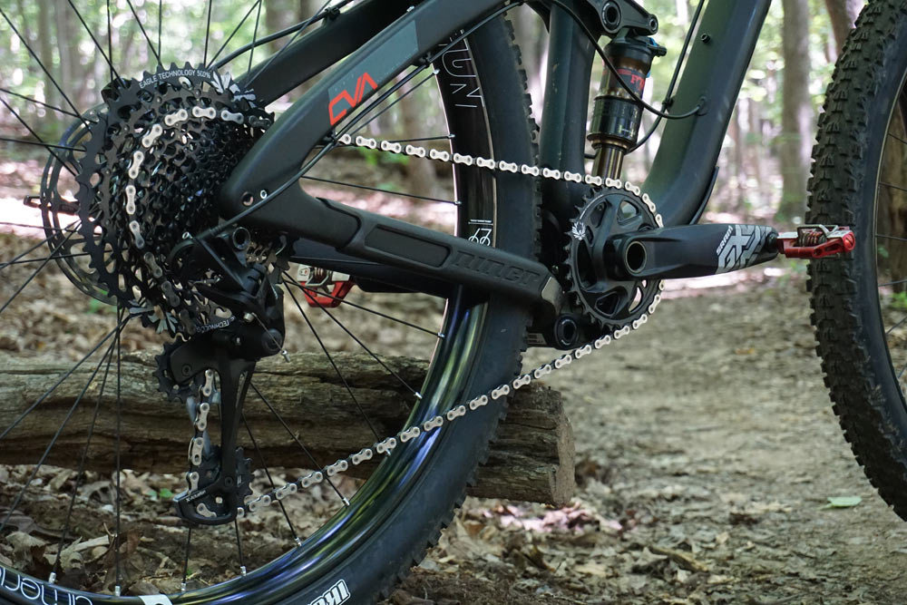 First Rides   Actual Weights - SRAM GX Eagle mountain bike group ... 3e1b7dbc2