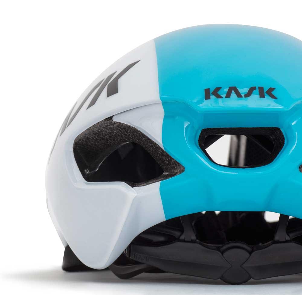 2018 Kask Utopia aero road bike helmet for Team Sky at Tour Down Under 1401d4b69