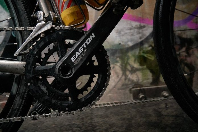 Easton doubles up with new 2x direct mount Gravel Shifting Rings