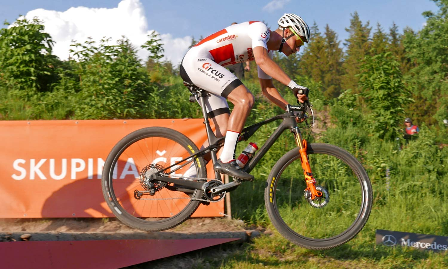 xtr m9100 for mathieu van der poel